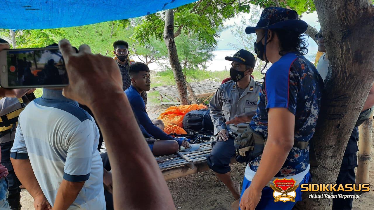 Seorang Wisatawan Hilang Terseret Ombak Laut Di Pulau Tabuhan Sidik Kasus